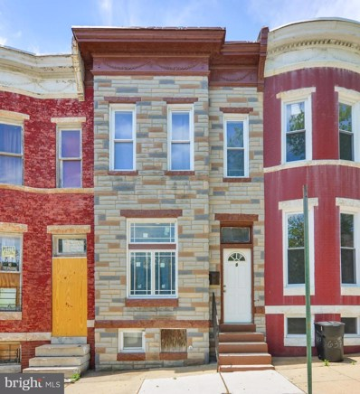 8 S Payson Street, Baltimore, MD 21223 - MLS#: MDBA513960