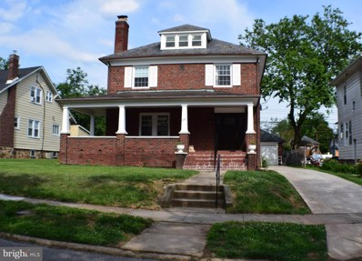 3611 Edgewood Road, Baltimore, MD 21215 - #: MDBA513962