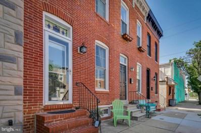 1443 Decatur Street, Baltimore, MD 21230 - #: MDBA514002