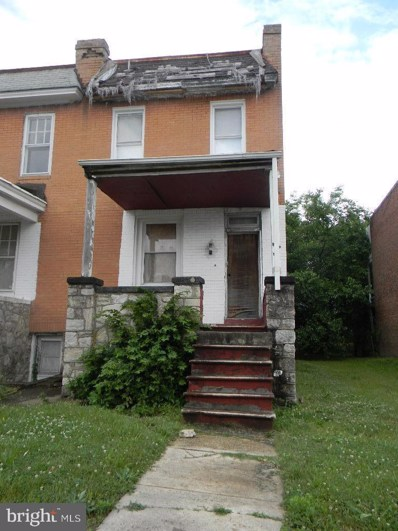 4505 Park Heights Avenue, Baltimore, MD 21215 - #: MDBA514010