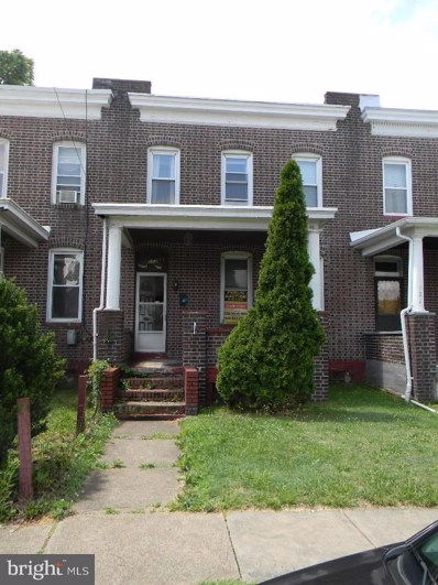 523 Annabel Avenue, Baltimore, MD 21225 - #: MDBA514018