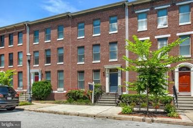 244 Robert Street, Baltimore, MD 21217 - #: MDBA514026