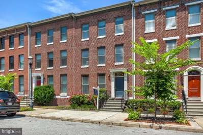 244 Robert Street, Baltimore, MD 21217 - #: MDBA514026