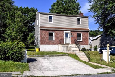 4603 Valley View Avenue, Baltimore, MD 21206 - #: MDBA514066