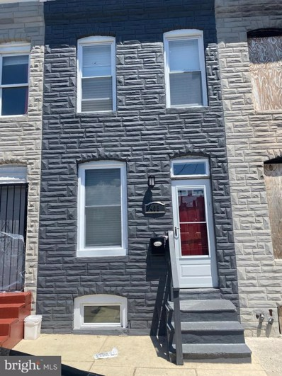 405 S Vincent Street, Baltimore, MD 21223 - #: MDBA514108