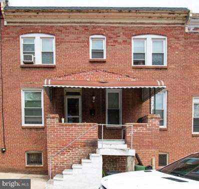 618 Montpelier Street, Baltimore, MD 21218 - #: MDBA514244