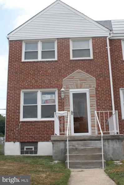 4600 Shamrock Avenue, Baltimore, MD 21206 - #: MDBA514246