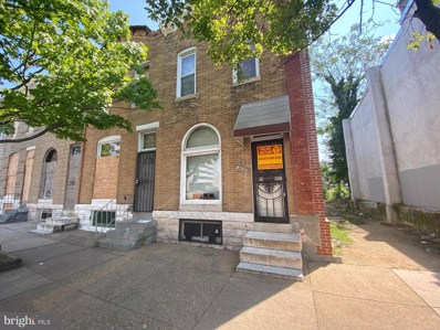 2457 Brentwood Avenue, Baltimore, MD 21218 - #: MDBA514332