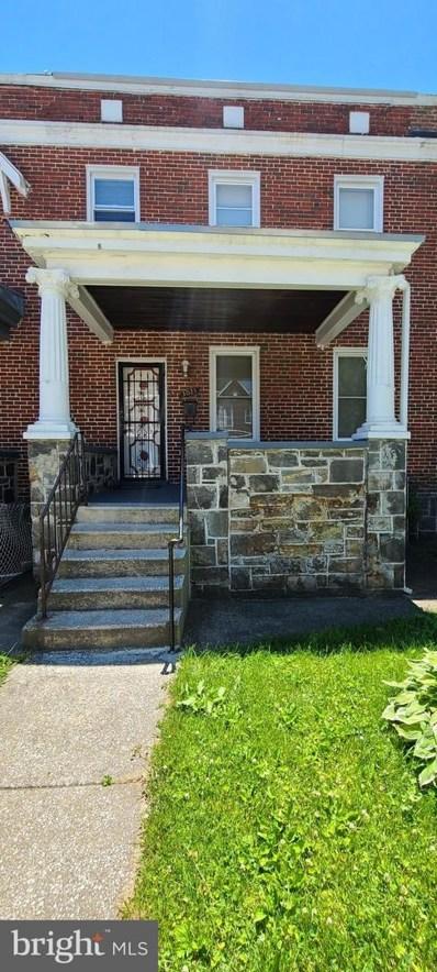 3021 Spaulding Avenue, Baltimore, MD 21215 - #: MDBA514350
