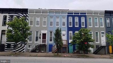 2541 N Howard Street, Baltimore, MD 21218 - #: MDBA514358