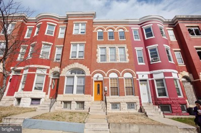 1834 W Baltimore Street, Baltimore, MD 21223 - MLS#: MDBA514432