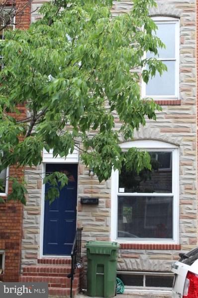813 S Port Street, Baltimore, MD 21224 - #: MDBA514462