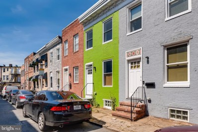 622 Archer Street, Baltimore, MD 21230 - #: MDBA514492