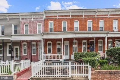 1405 Race Street, Baltimore, MD 21230 - #: MDBA514526