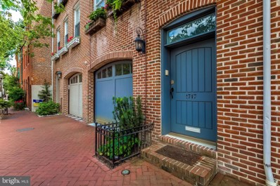 1717 Lancaster Street, Baltimore, MD 21231 - #: MDBA514578