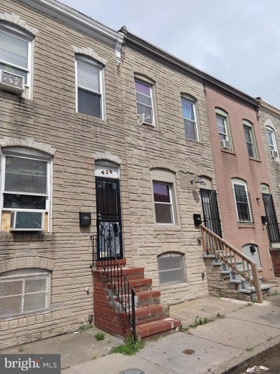 406 N Rose Street, Baltimore, MD 21224 - #: MDBA514630