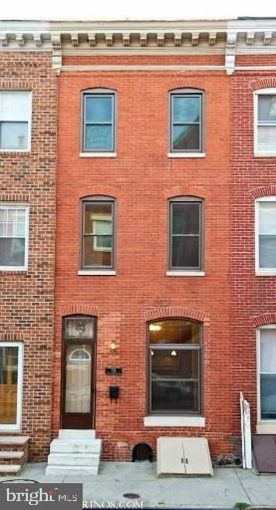 236 S Exeter Street, Baltimore, MD 21202 - #: MDBA514656