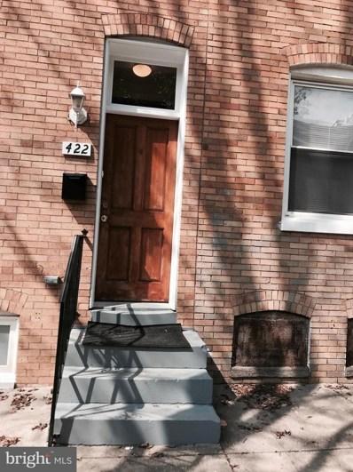 422 E Lanvale Street, Baltimore, MD 21202 - #: MDBA514716