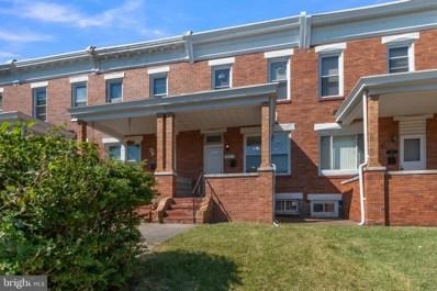 2821 Lake Avenue, Baltimore, MD 21213 - #: MDBA514722