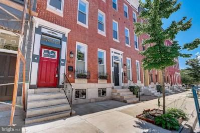 1813 Barclay Street, Baltimore, MD 21202 - MLS#: MDBA514762