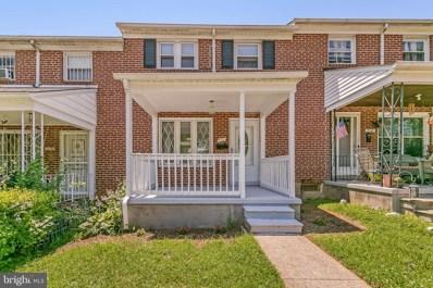 512 S Beechfield Avenue, Baltimore, MD 21229 - #: MDBA514778