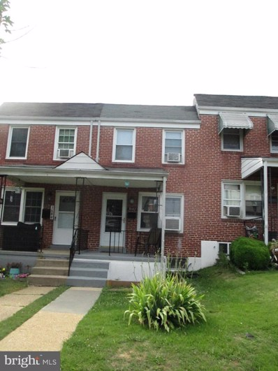 3642 Clarenell Road, Baltimore, MD 21229 - #: MDBA514828