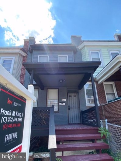 414 Poplar Grove Street, Baltimore, MD 21223 - #: MDBA514914
