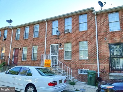 1309 N Woodyear Street, Baltimore, MD 21217 - #: MDBA514948