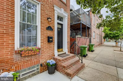 6 W Fort Avenue, Baltimore, MD 21230 - #: MDBA514994