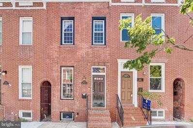 1525 S Charles Street, Baltimore, MD 21230 - #: MDBA514998