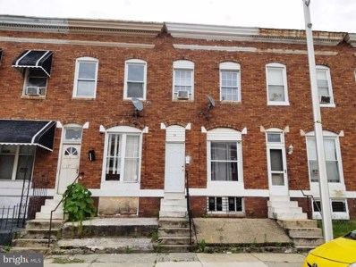 35 N Wheeler Avenue, Baltimore, MD 21223 - #: MDBA515010