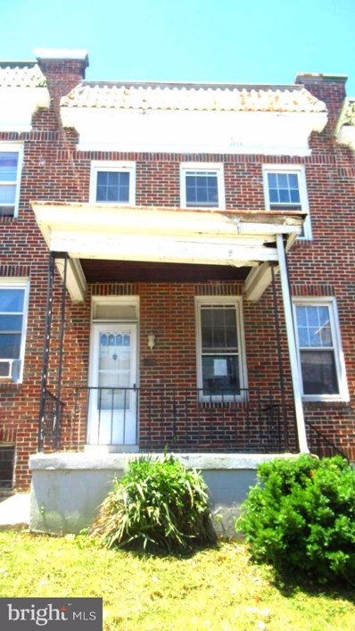406 Denison Street, Baltimore, MD 21229 - #: MDBA515024