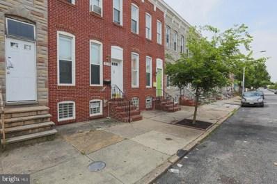 1121 Carroll Street, Baltimore, MD 21230 - #: MDBA515056