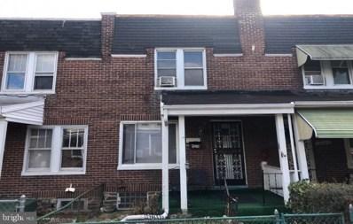 2853 W Mulberry Street, Baltimore, MD 21223 - #: MDBA515092