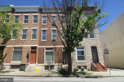 1512 E Biddle Street, Baltimore, MD 21213 - #: MDBA515094