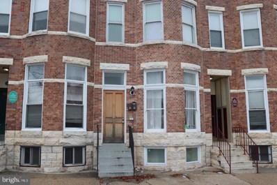 1806 Guilford Avenue, Baltimore, MD 21202 - #: MDBA515106