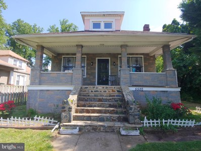 5520 Liberty Heights Avenue, Baltimore, MD 21207 - #: MDBA515130