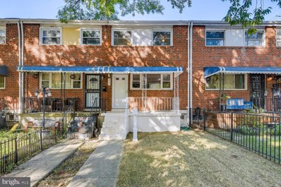 2132 Braddish Avenue, Baltimore, MD 21216 - #: MDBA515186