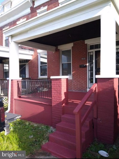 3813 Edmondson Avenue, Baltimore, MD 21229 - #: MDBA515218