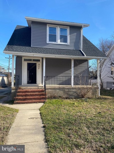 4202 Woodlea Avenue, Baltimore, MD 21206 - #: MDBA515240
