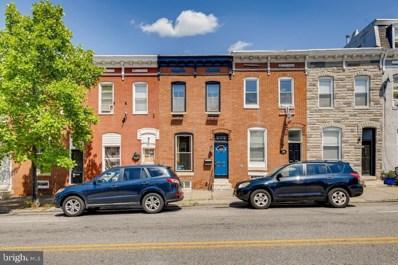 141 N Patterson Park Avenue, Baltimore, MD 21231 - MLS#: MDBA515246