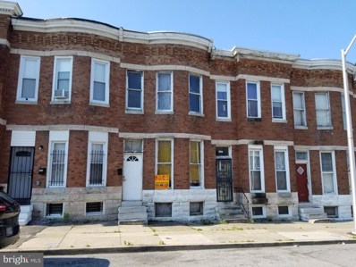 1937 Mosher Street, Baltimore, MD 21217 - #: MDBA515272
