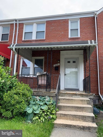820 N Chapelgate Lane, Baltimore, MD 21229 - #: MDBA515306
