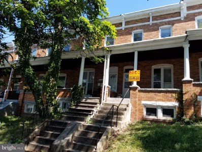 1818 E 30TH Street, Baltimore, MD 21218 - #: MDBA515322
