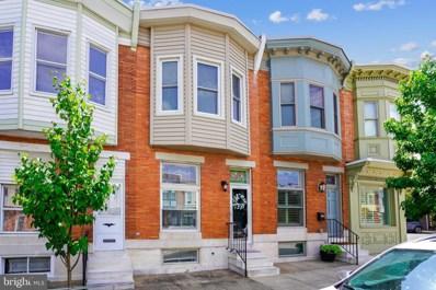 639 S Linwood Avenue, Baltimore, MD 21224 - #: MDBA515376