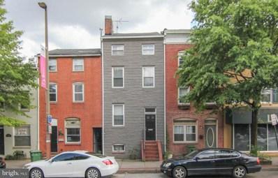 1907 Fleet Street, Baltimore, MD 21231 - #: MDBA515408