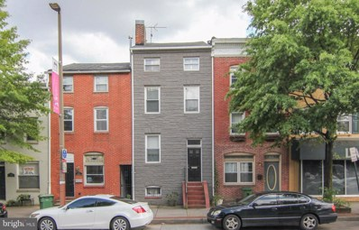 1907 Fleet Street, Baltimore, MD 21231 - #: MDBA515408