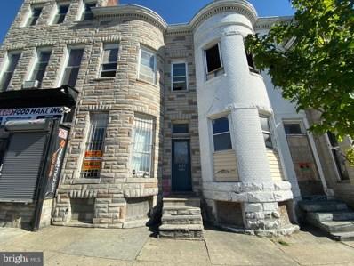 1825 N Fulton Avenue, Baltimore, MD 21217 - #: MDBA515442