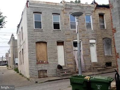 1824 N Chapel Street, Baltimore, MD 21213 - #: MDBA515458