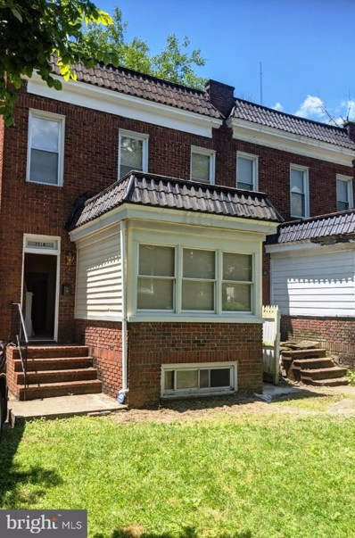 3518 Overview Road, Baltimore, MD 21215 - #: MDBA515484